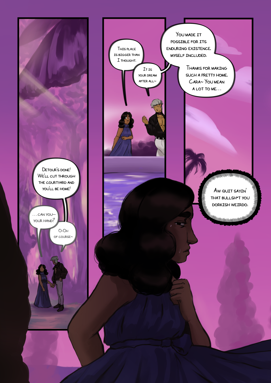 Entice Me [Part III] | Page 12