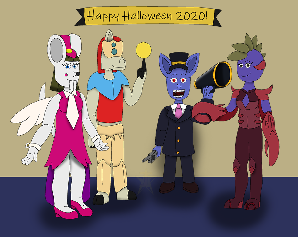 Halloween in the Flats 2020!