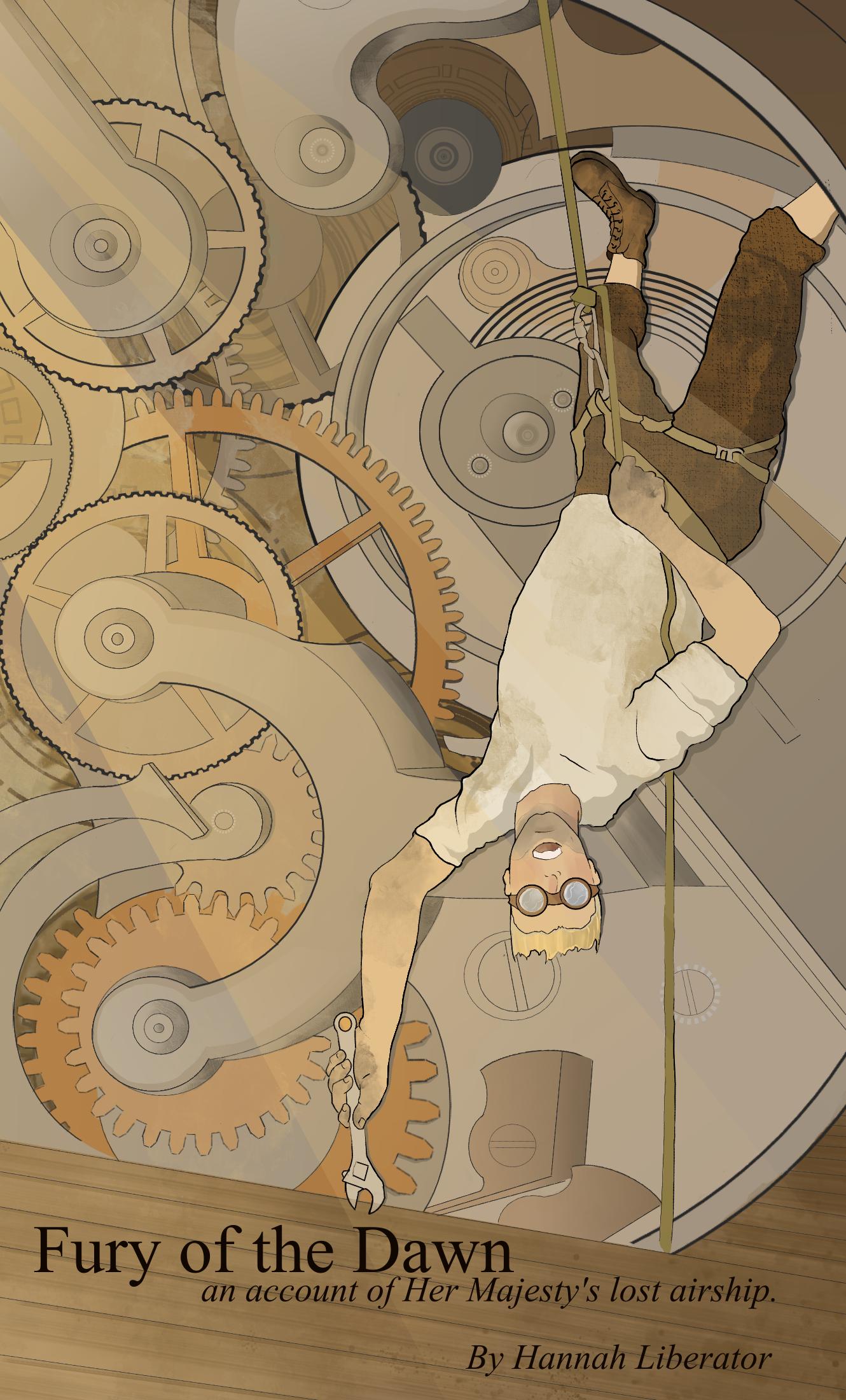 Cover Art: Accursed Machine