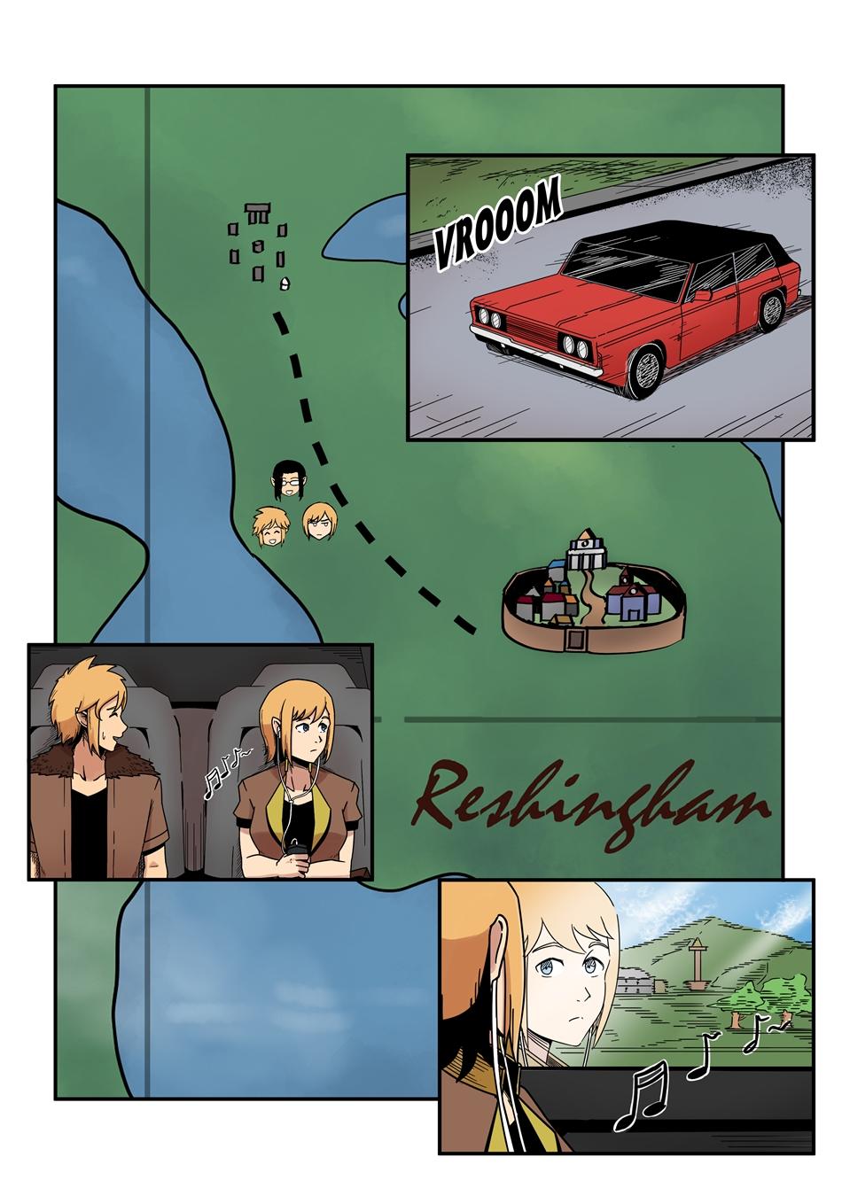 Dreams of Adventure -II-