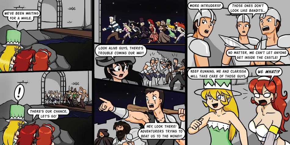 That anime trope again?