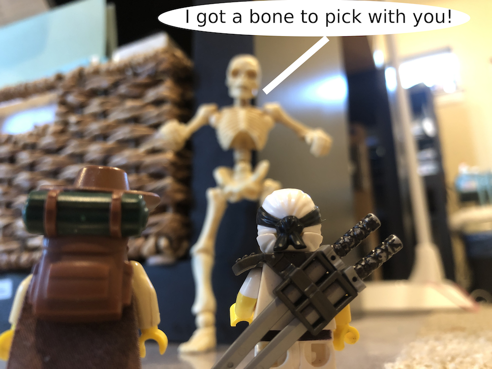 Skeleton Pun!