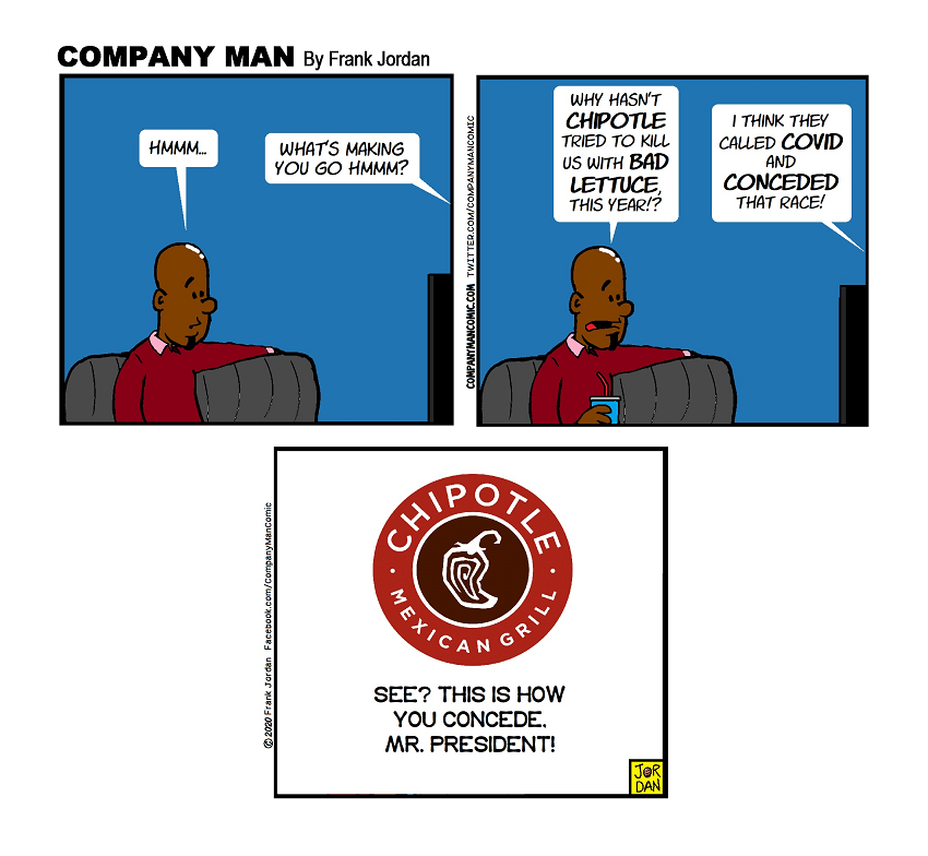 Brought to you by #Chipotle!