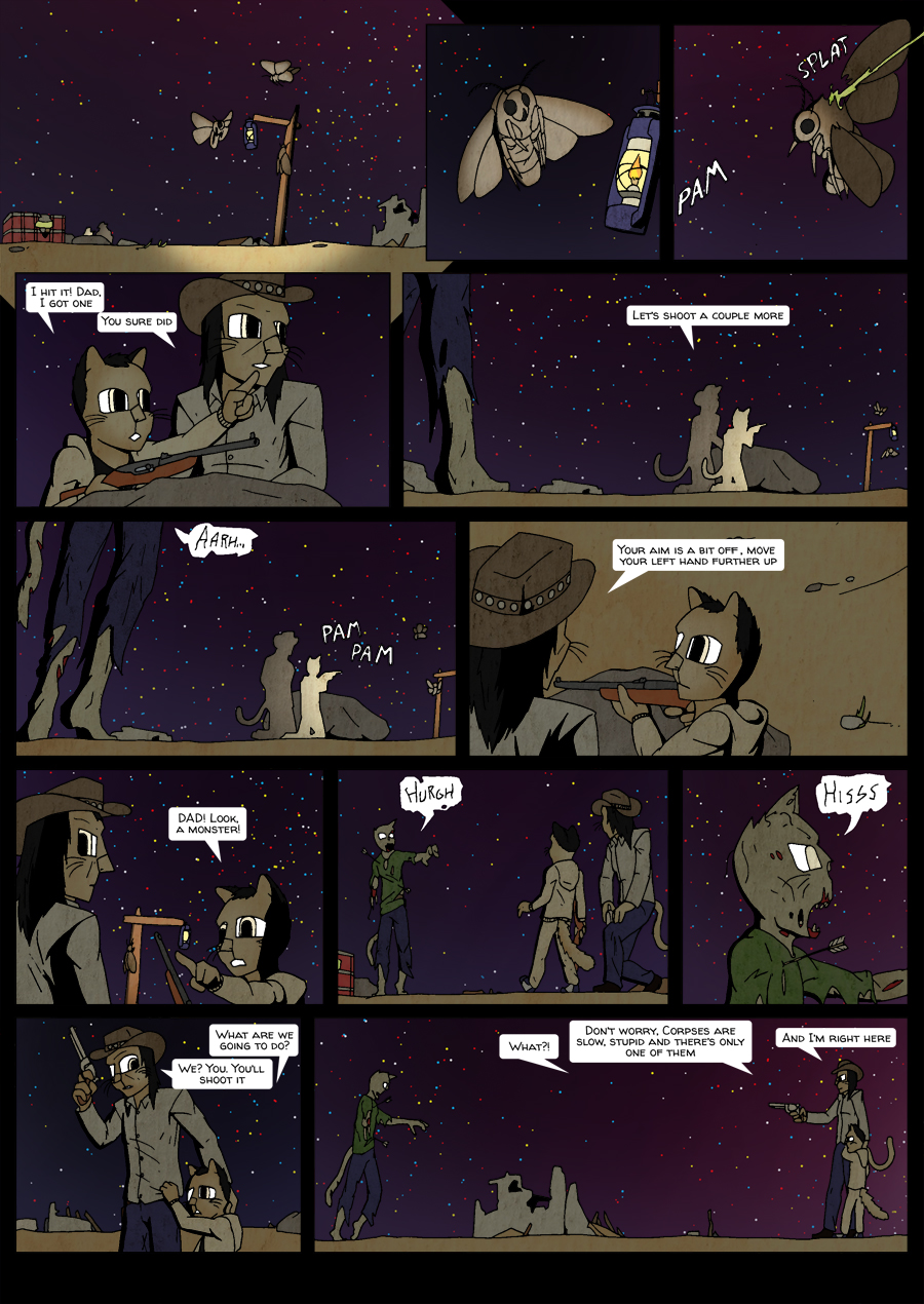 Ninth Life page 329
