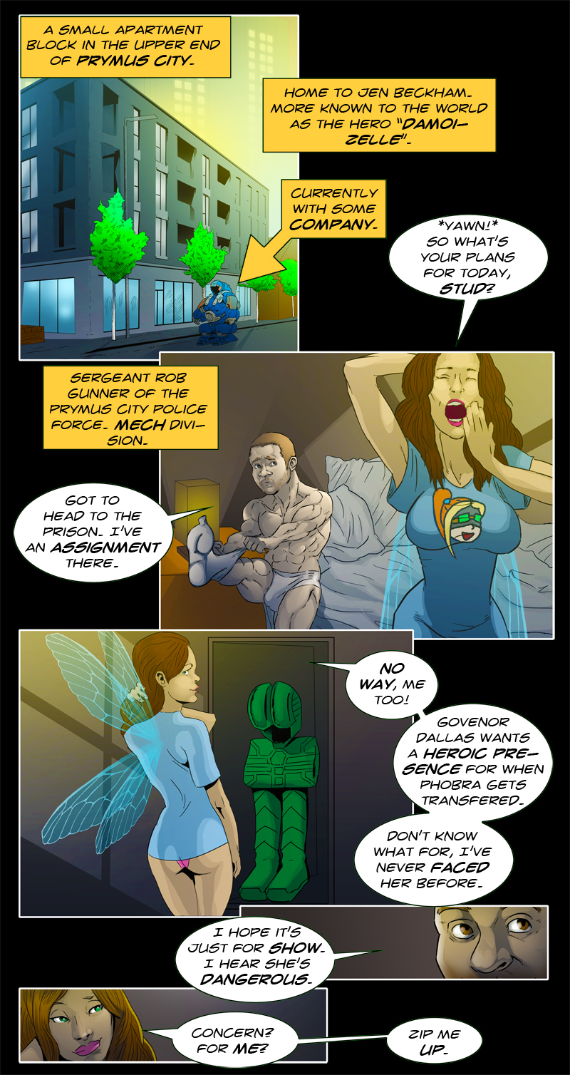 HOTWAB Issue 10 - Page 1
