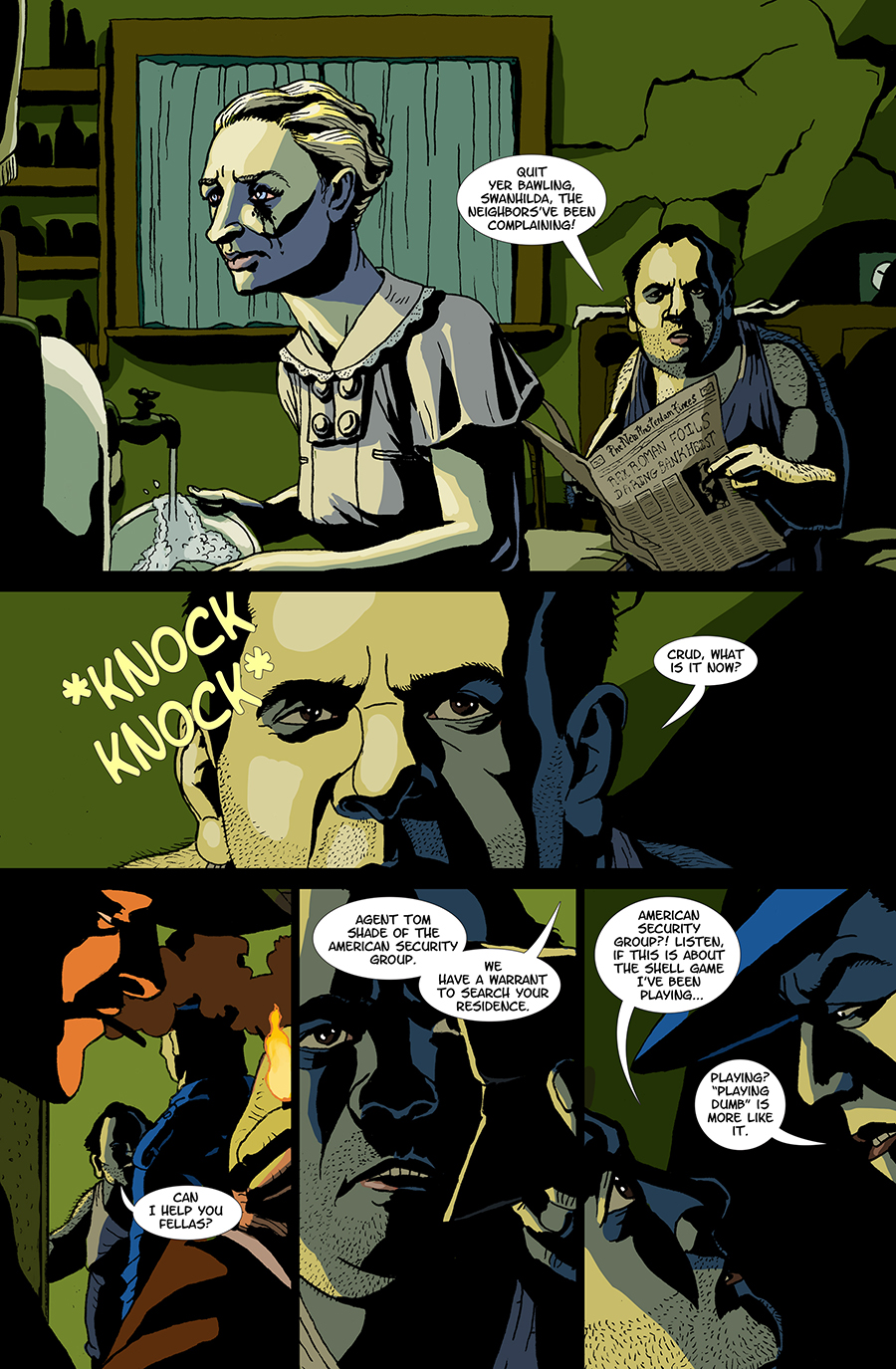 The Apex Society #18 Page 23