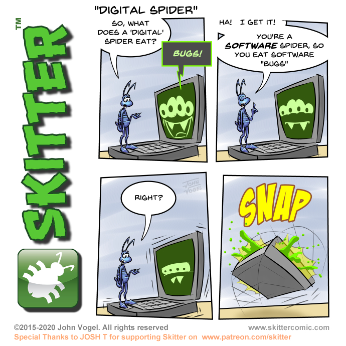 Digital Spider