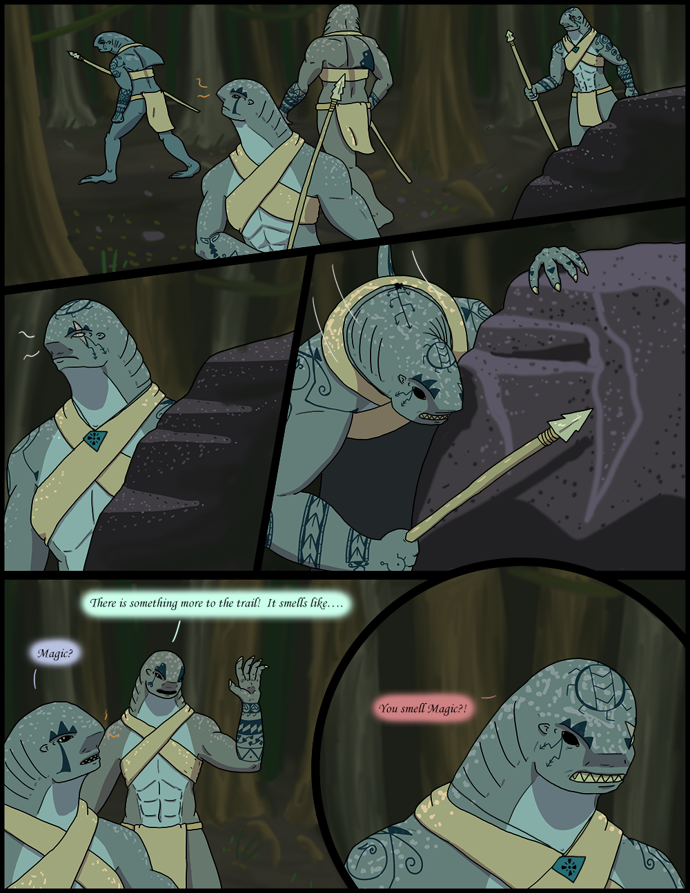 The Wide Ocean - Page 186