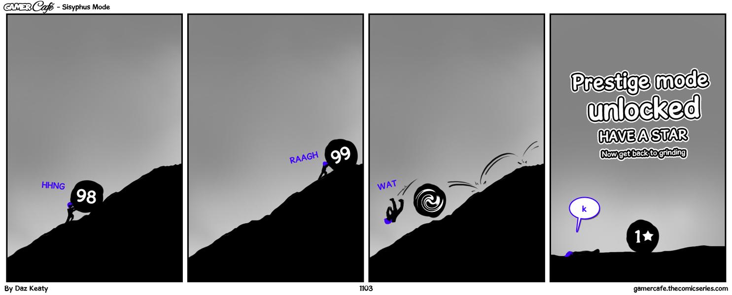 Sisyphus Mode