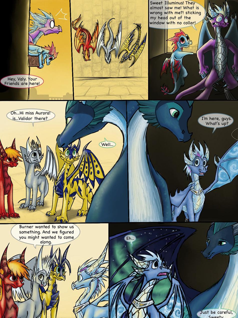 Dare to dream - page 7