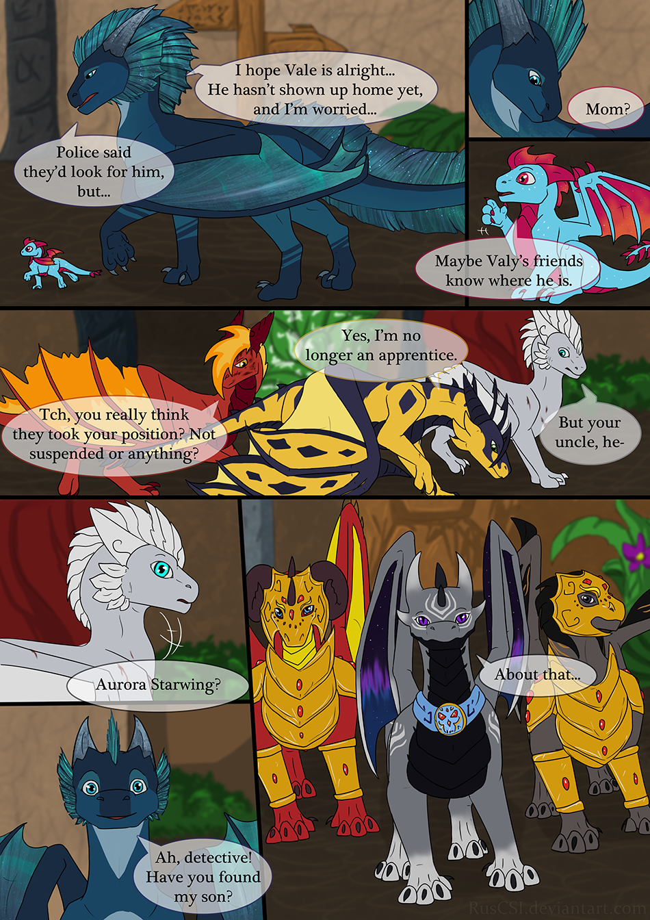 End of the Tunnel - page 14