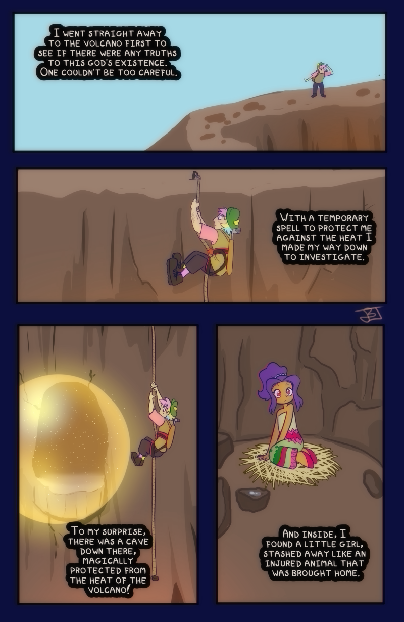 Chapter 6: To Tide Us Over - Page 8