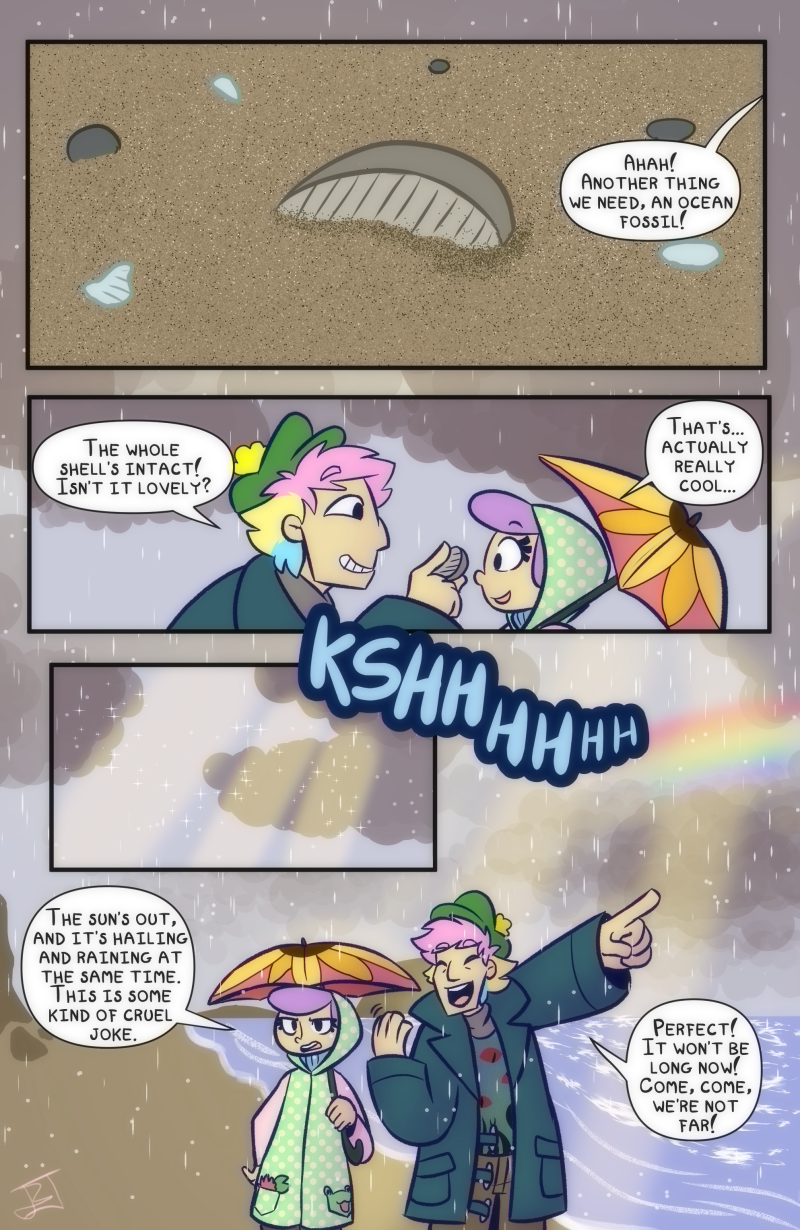 Chapter 6: To Tide Us Over - Page 16