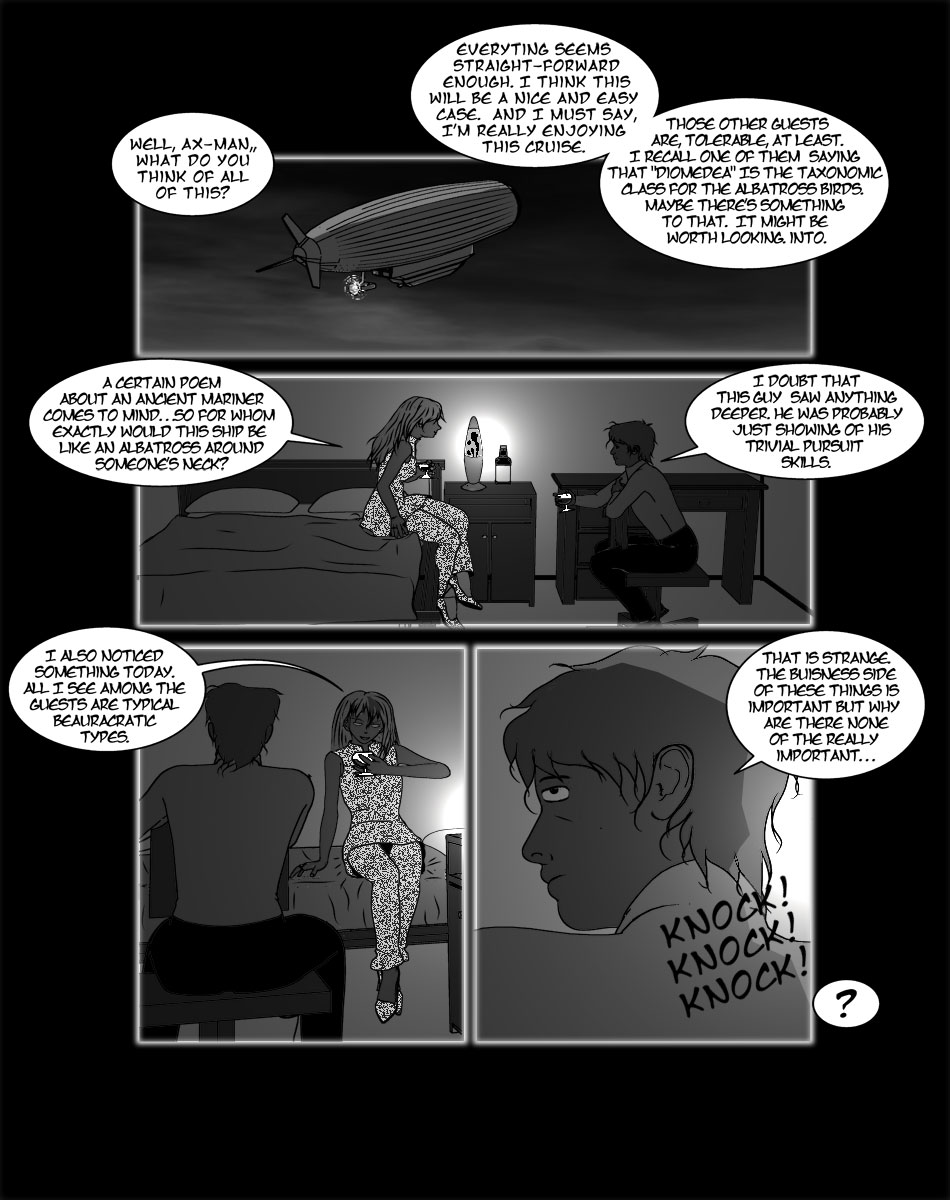 Polaris Book 2 Chapter 1 page 18