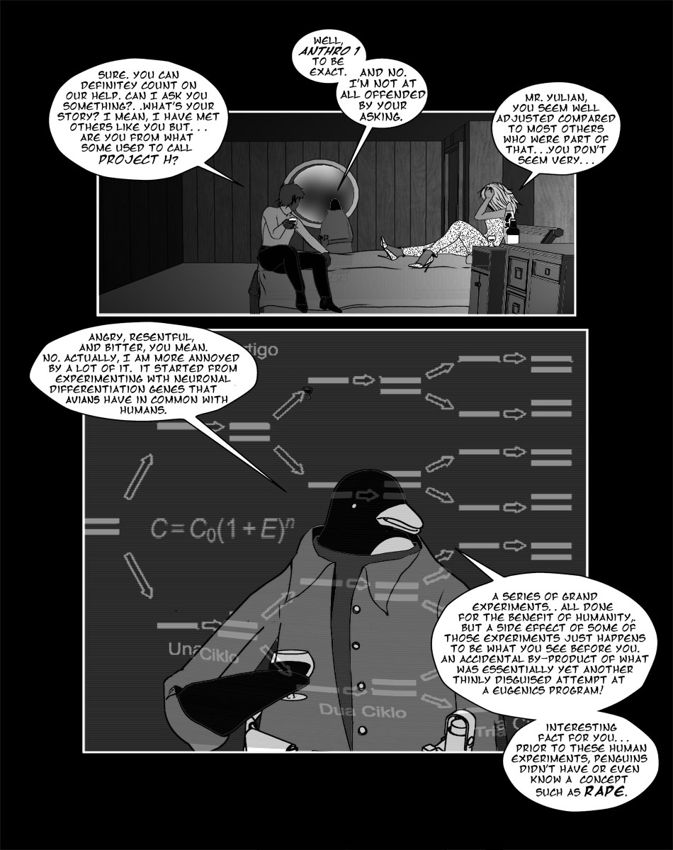 Polaris Book 2 Chapter 1 page 20
