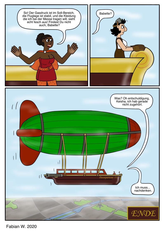 Der Testflug