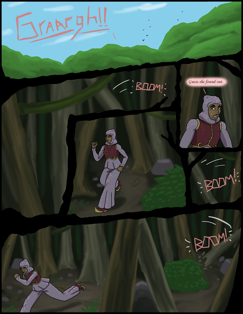 The Wide Ocean - Page 188