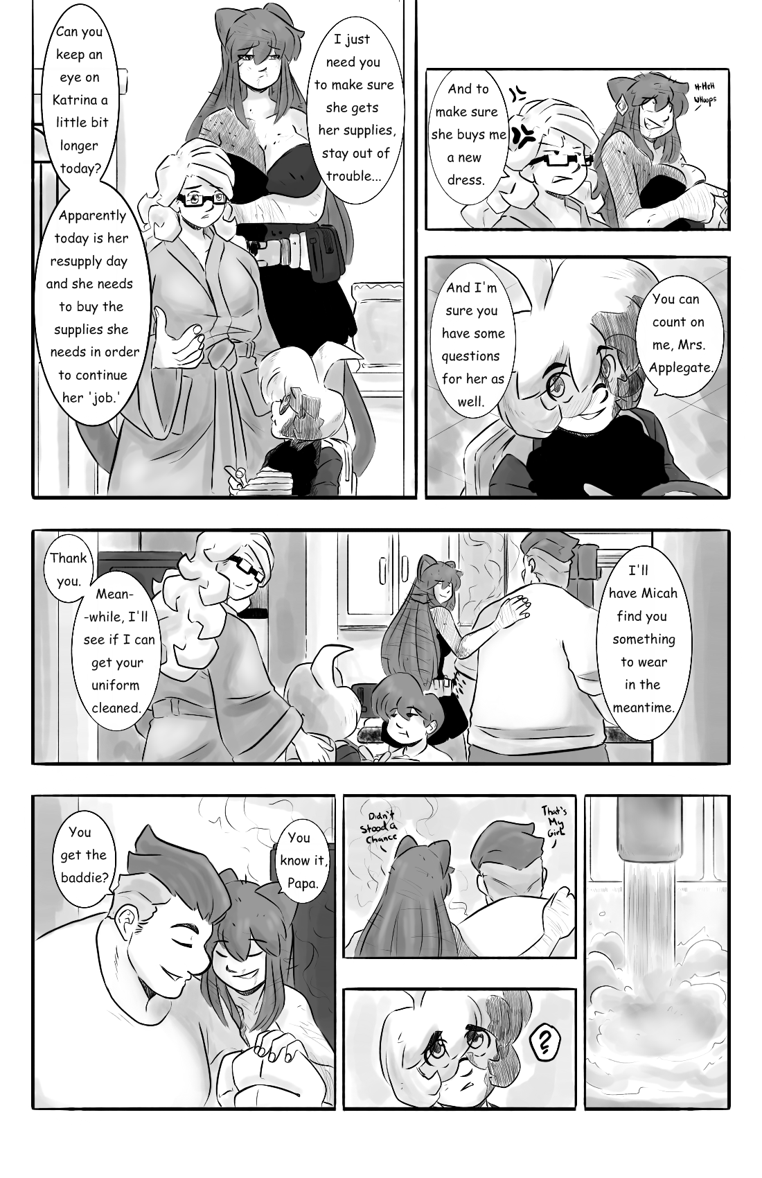 The Girl From North Dakota pg.11
