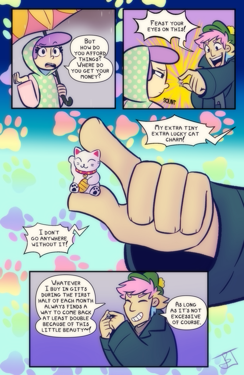 Chapter 6: To Tide Us Over - Page 22