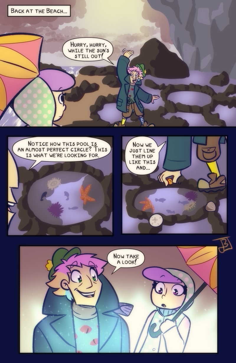Chapter 6: To Tide Us Over - Page 27