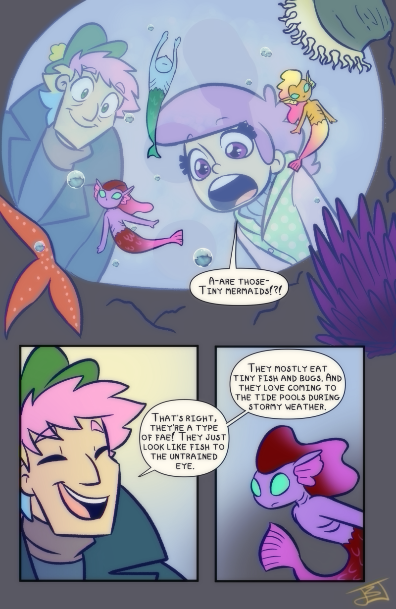 Chapter 6: To Tide Us Over - Page 28