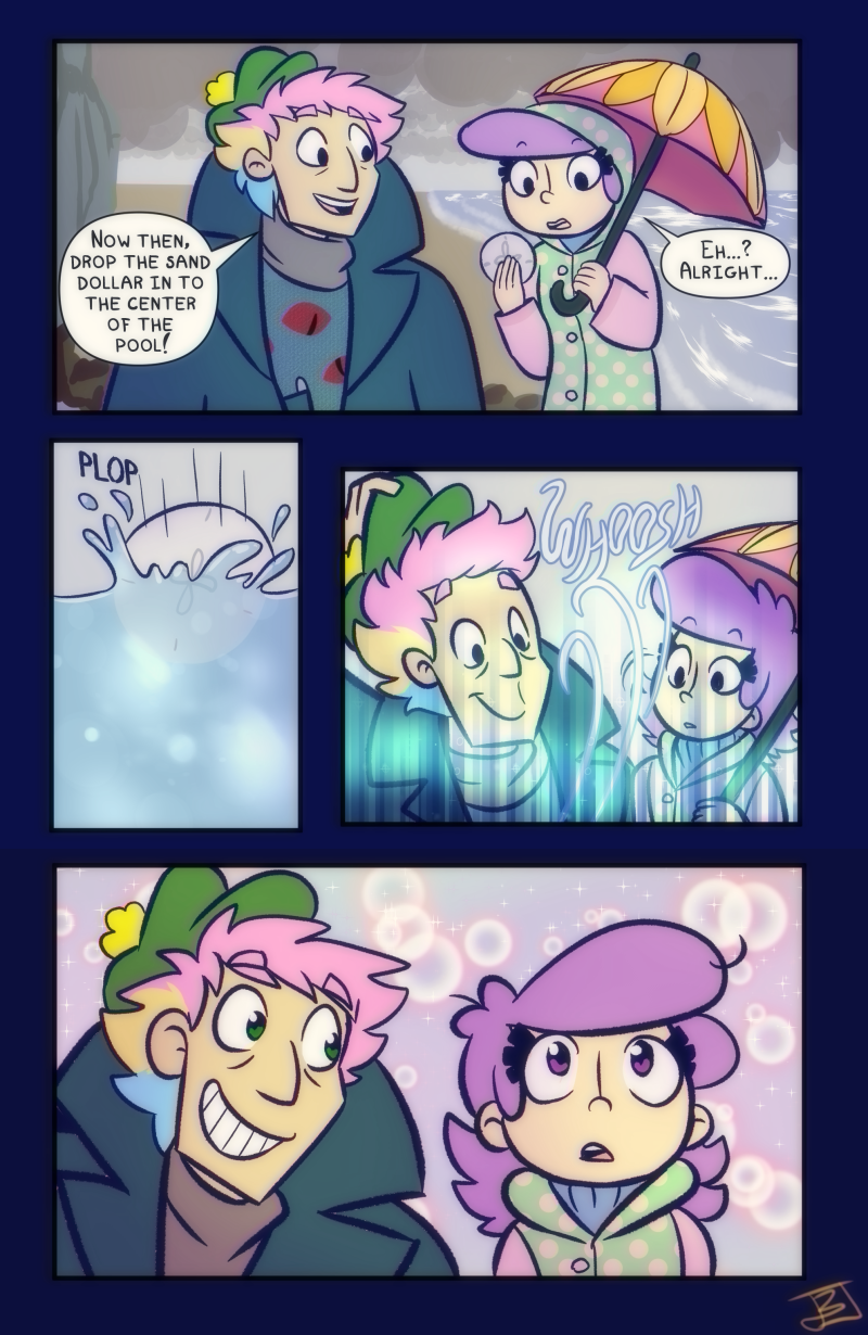 Chapter 6: To Tide Us Over - Page 29