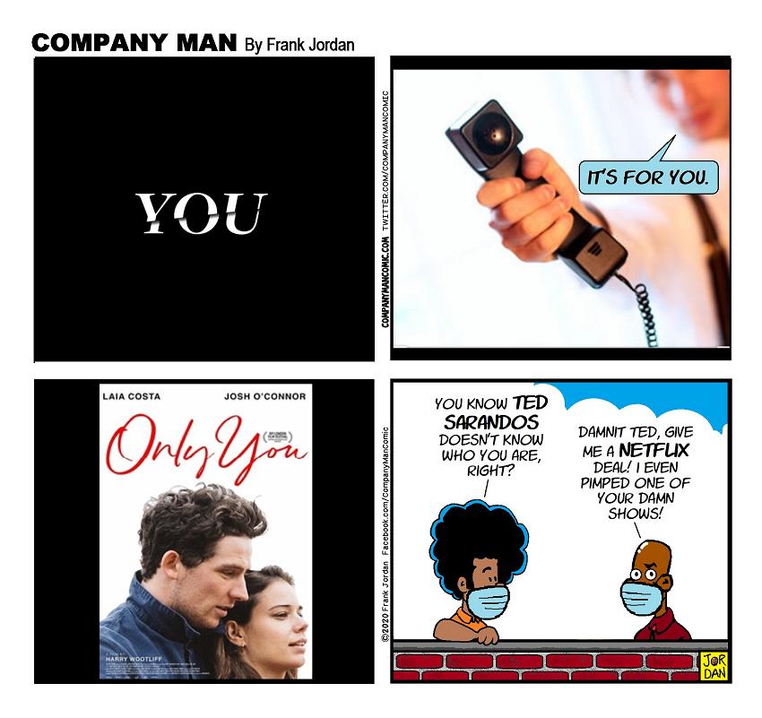 #CompanyManComic is for you!