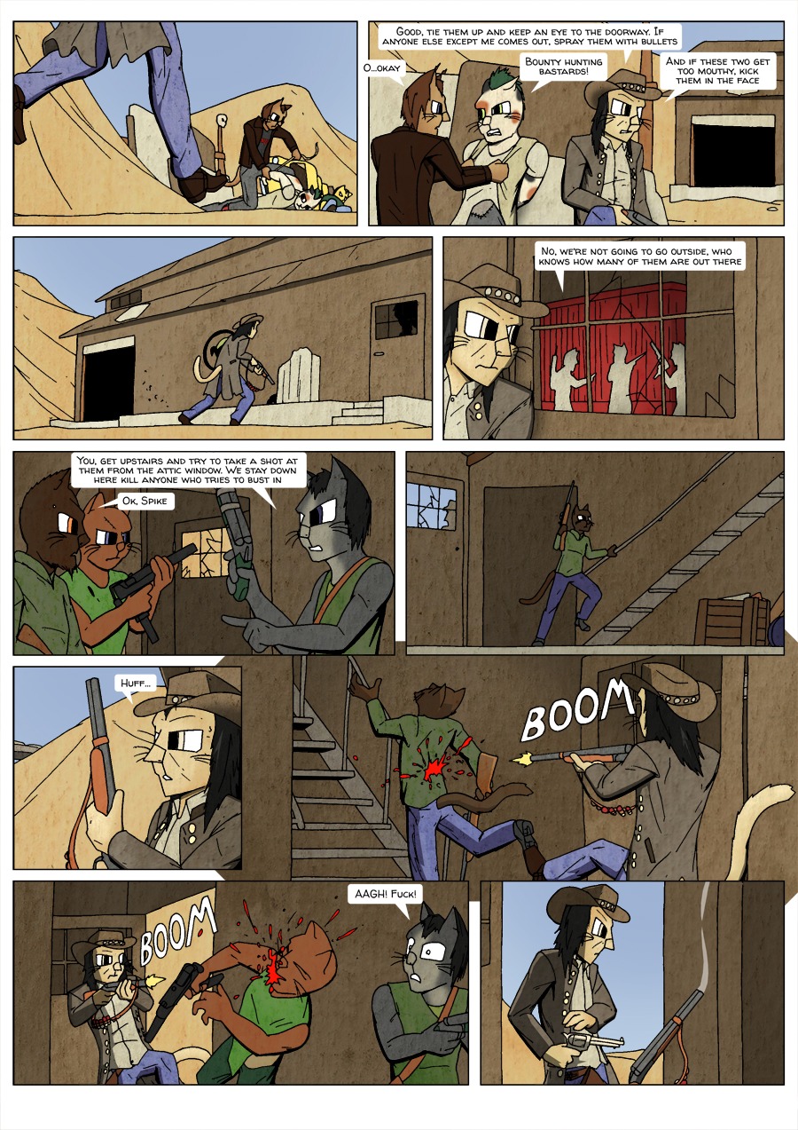 Ninth Life page 336