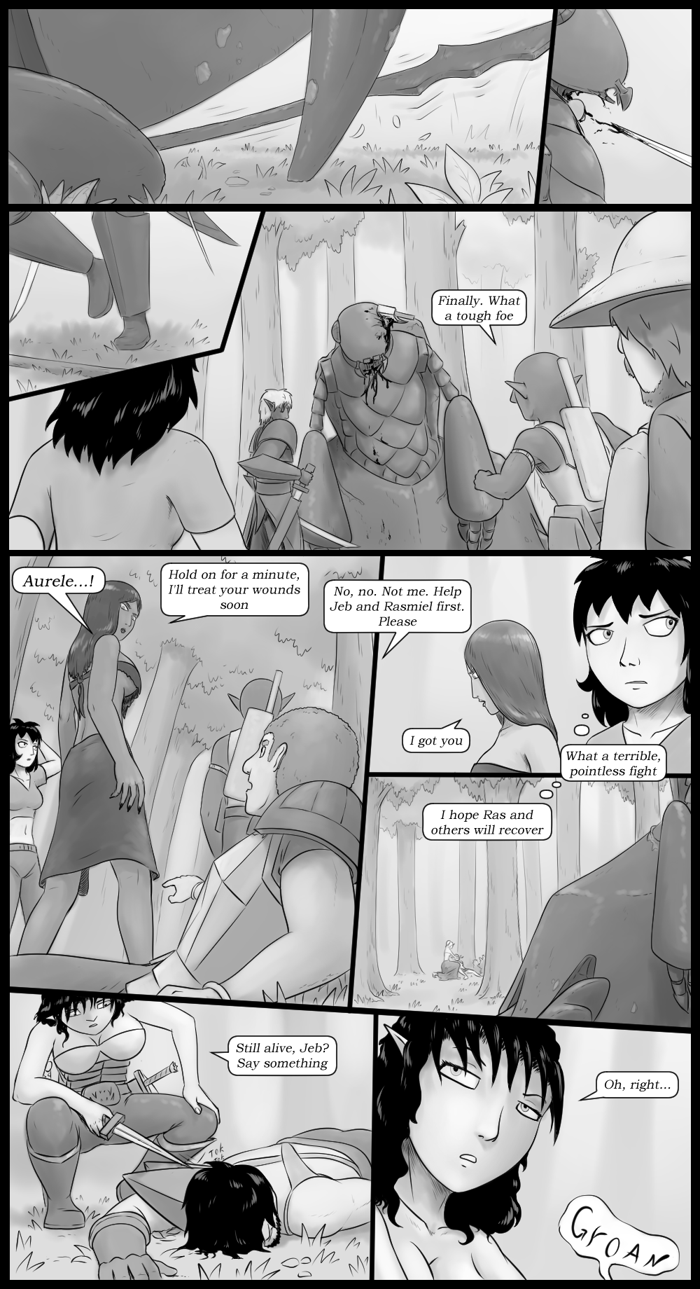 Page 105 - the End of the Fight