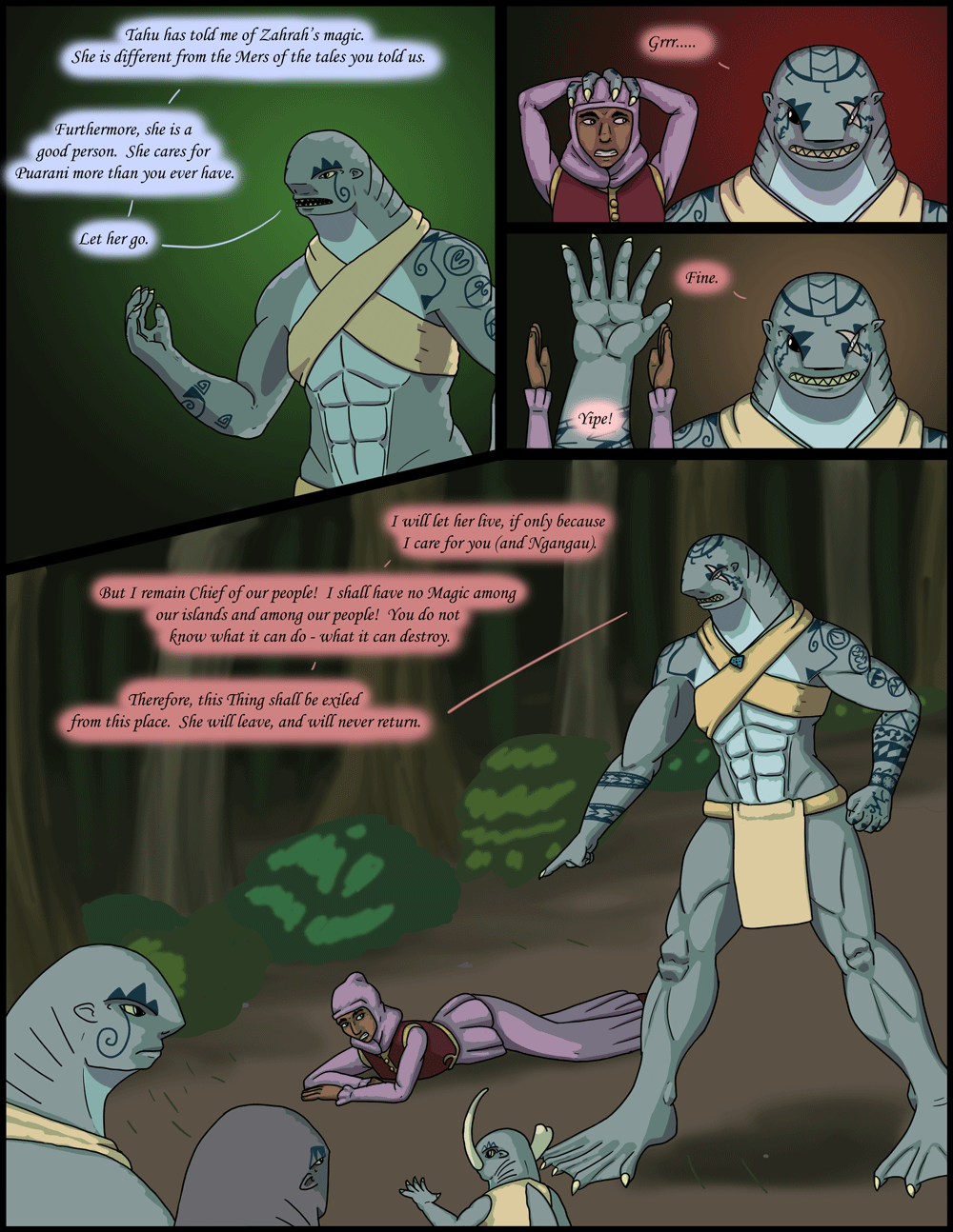 The Wide Ocean - Page 192