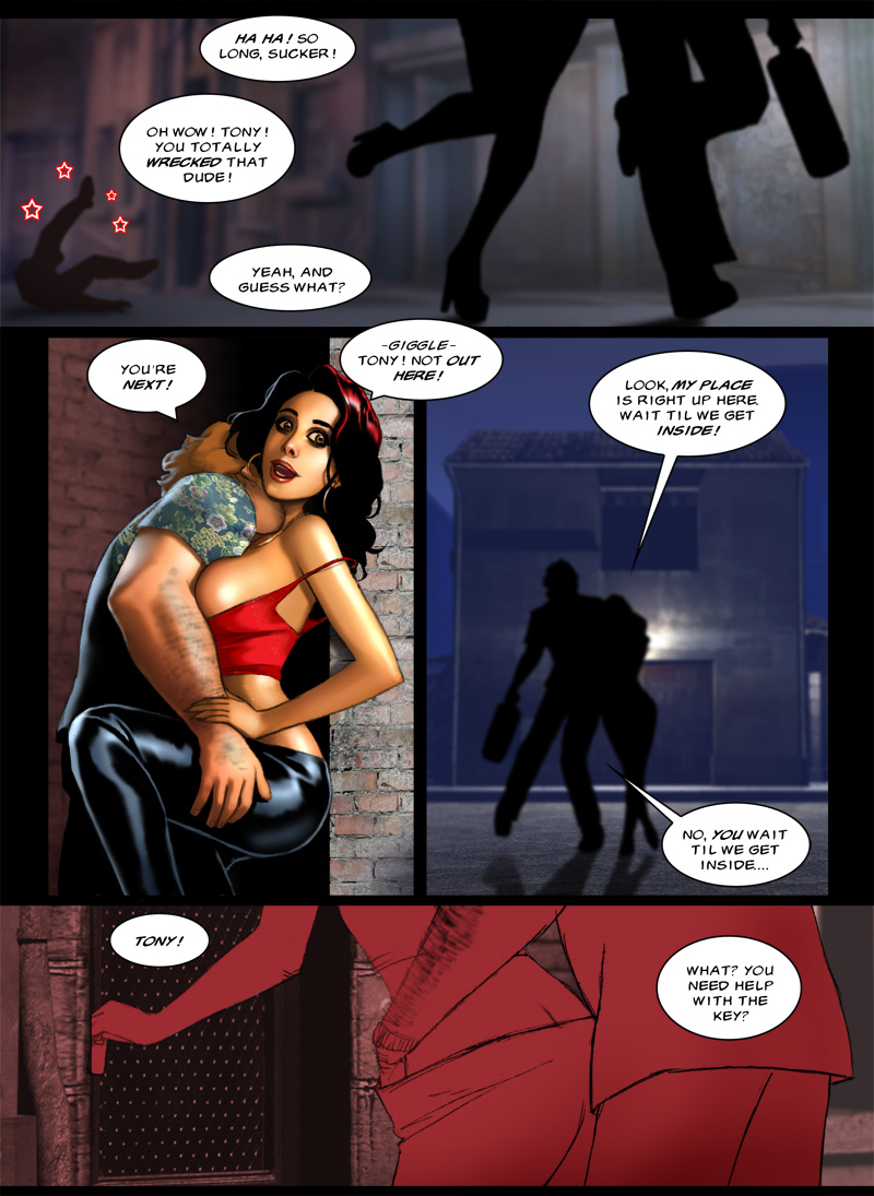 Hard Case page 3