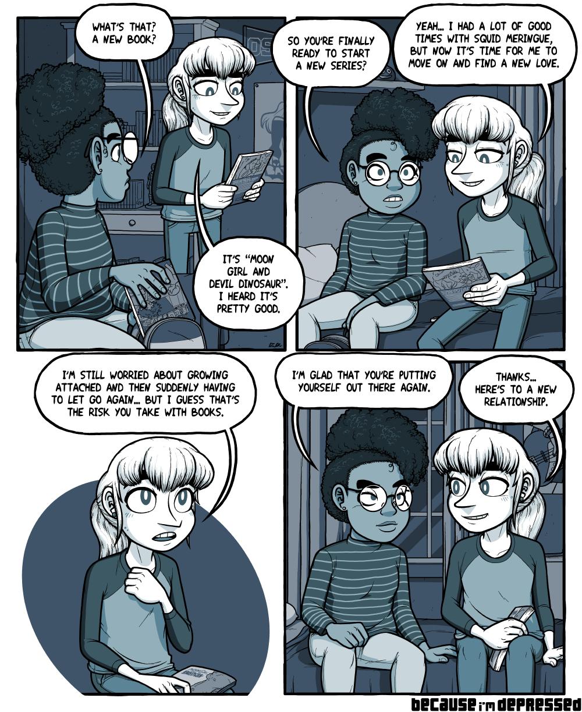 On Endings, Pt. 4