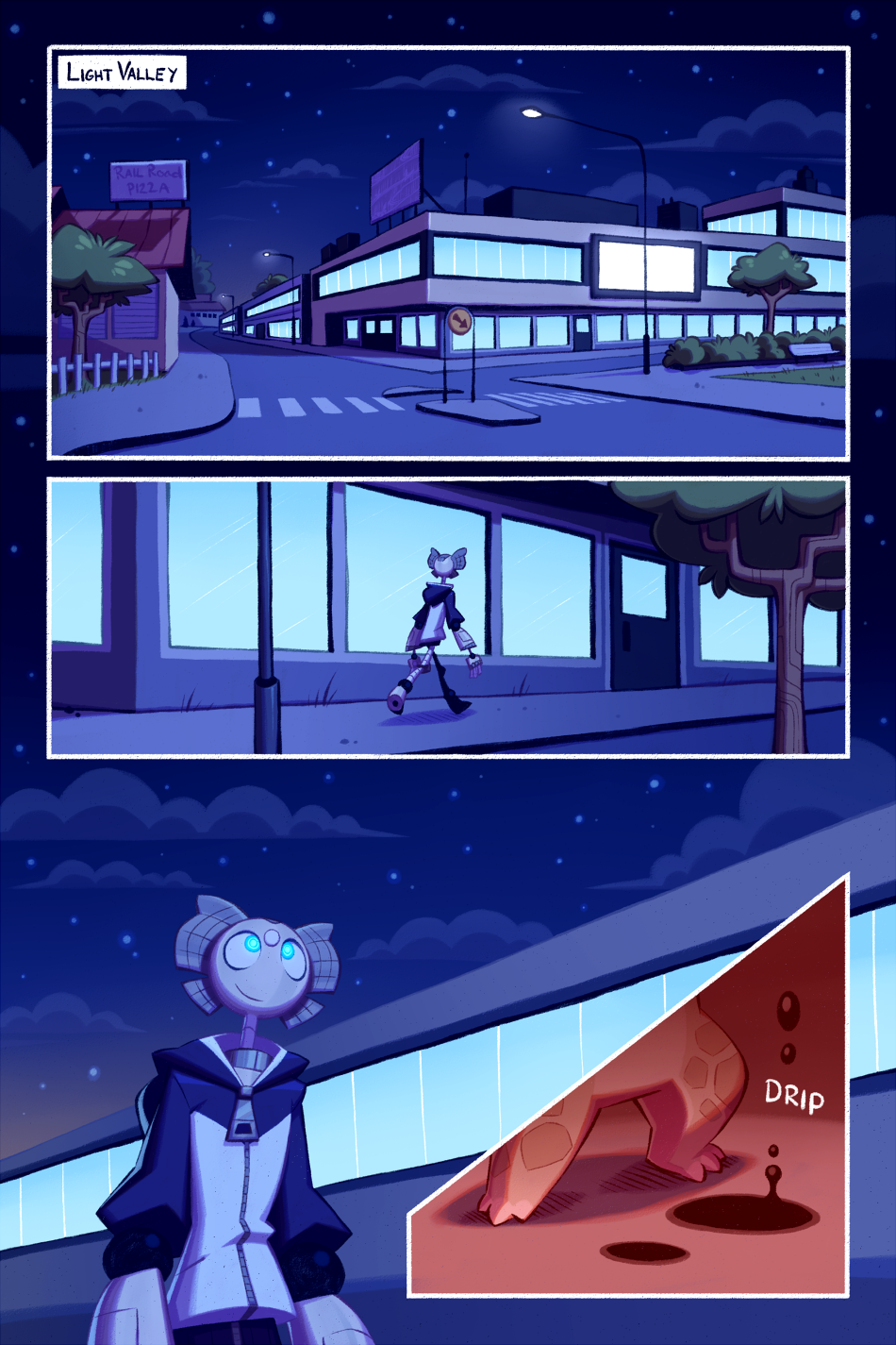 Page 1 | Crossed Paths