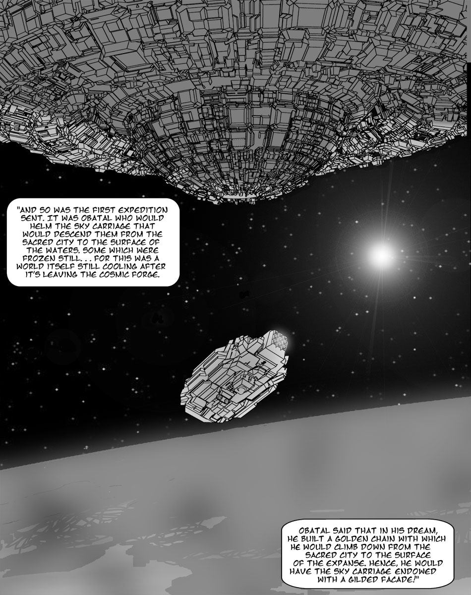 Polaris Book 2 chapter 2 page 3