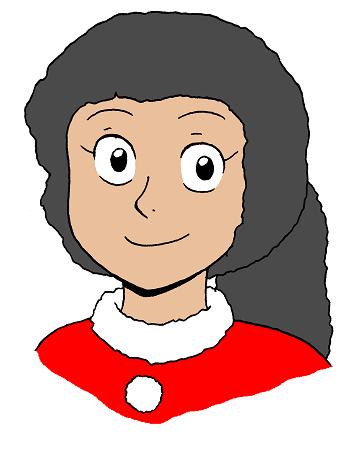 Christmas Cleo (by MST3KFan)