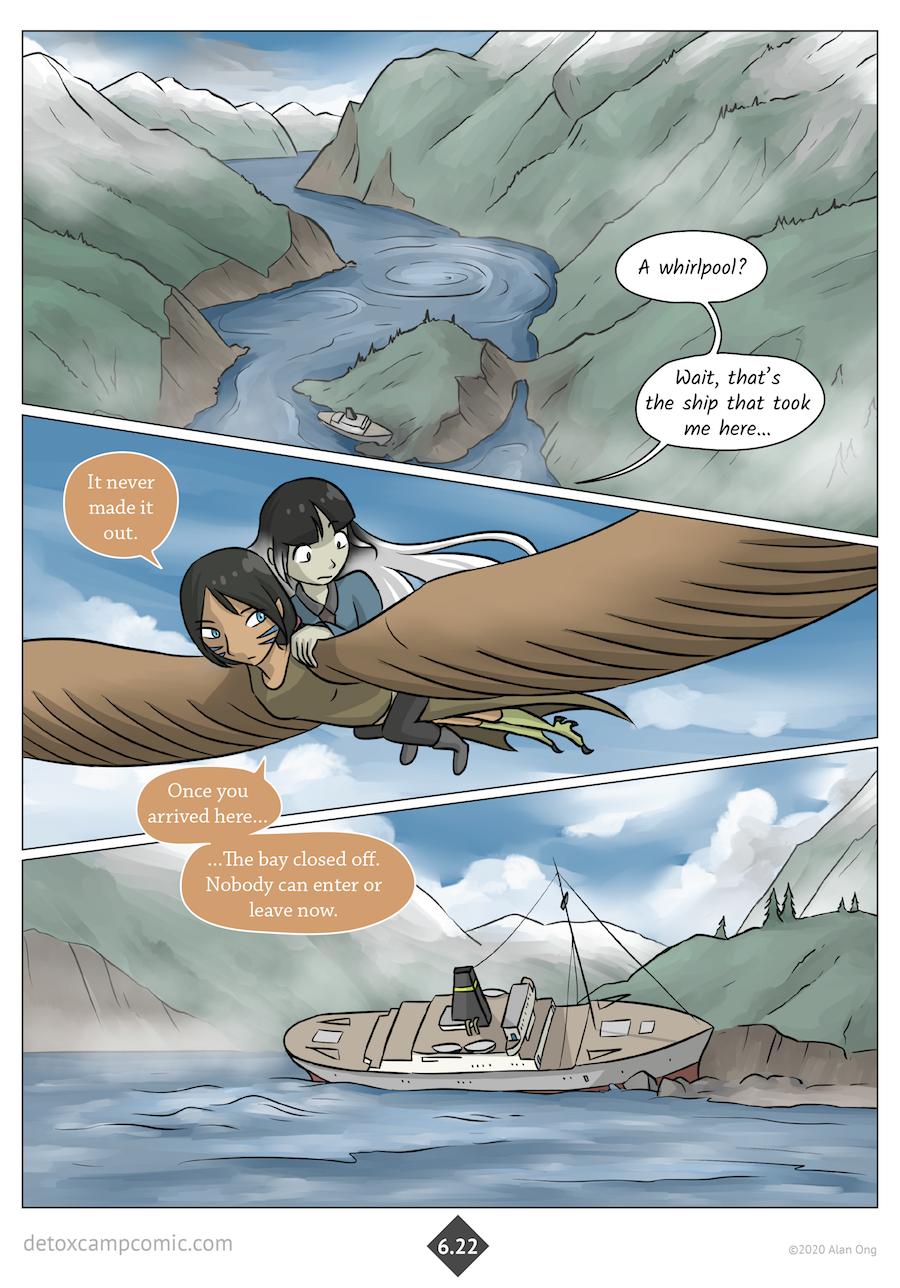 [6.22] Shipwreck