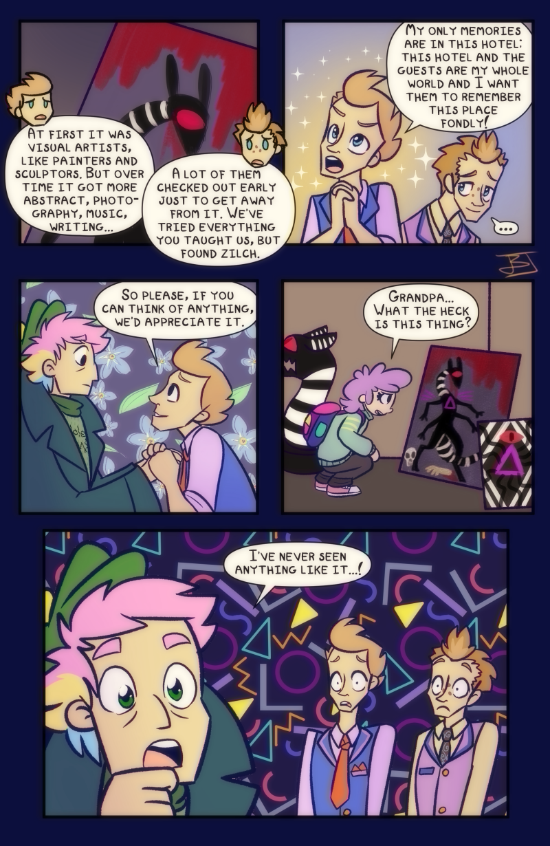 Chapter 7: The Royal Treatment - Page 17
