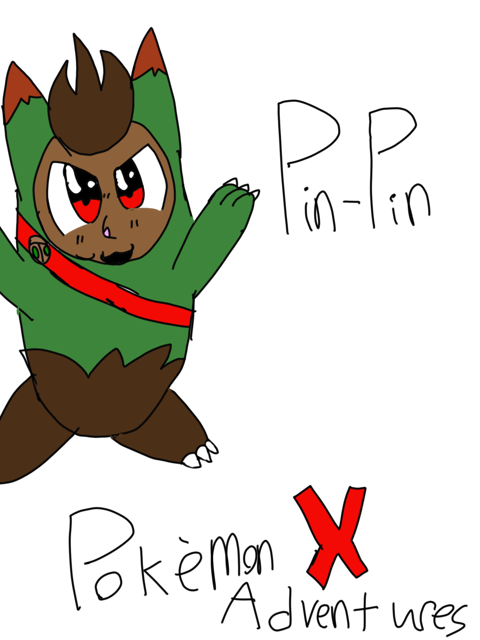 Pin-Pin (for A.P.N)