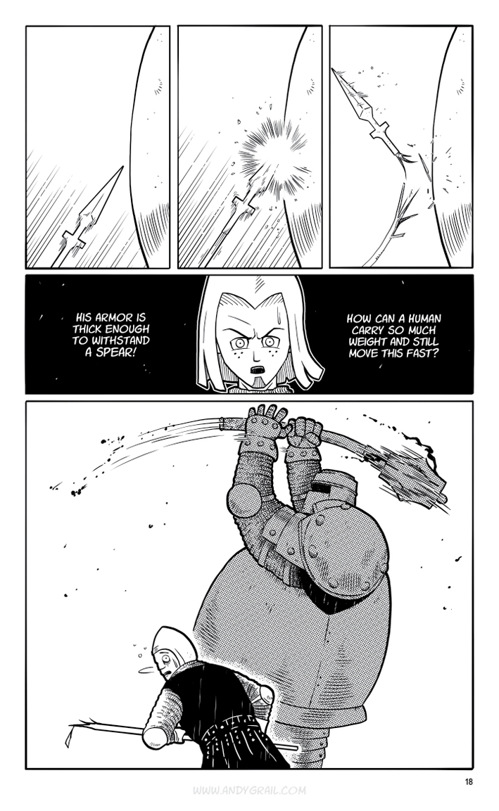 ACT 1: THIS IS MY SWORD (part 2)