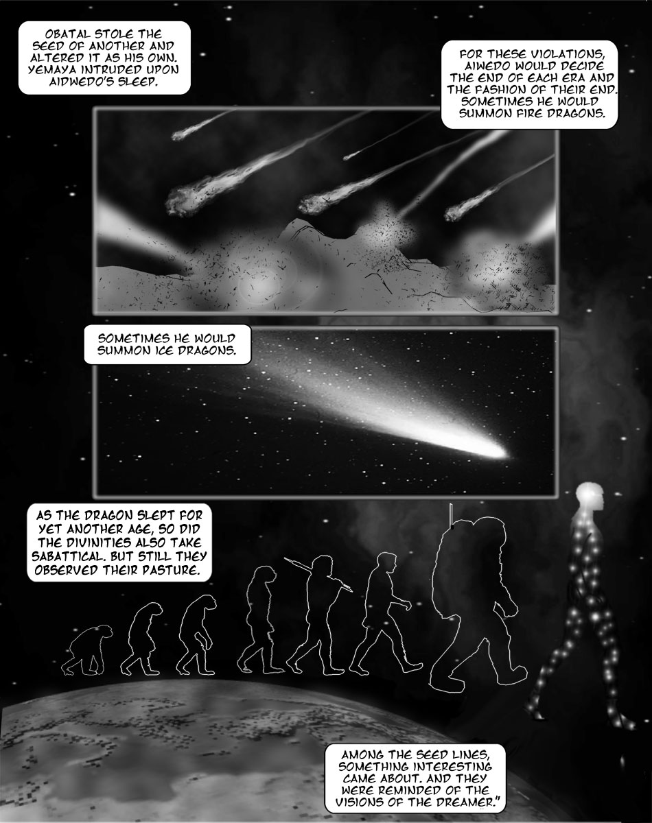 Polaris Book 2 Chapter 2 page 8