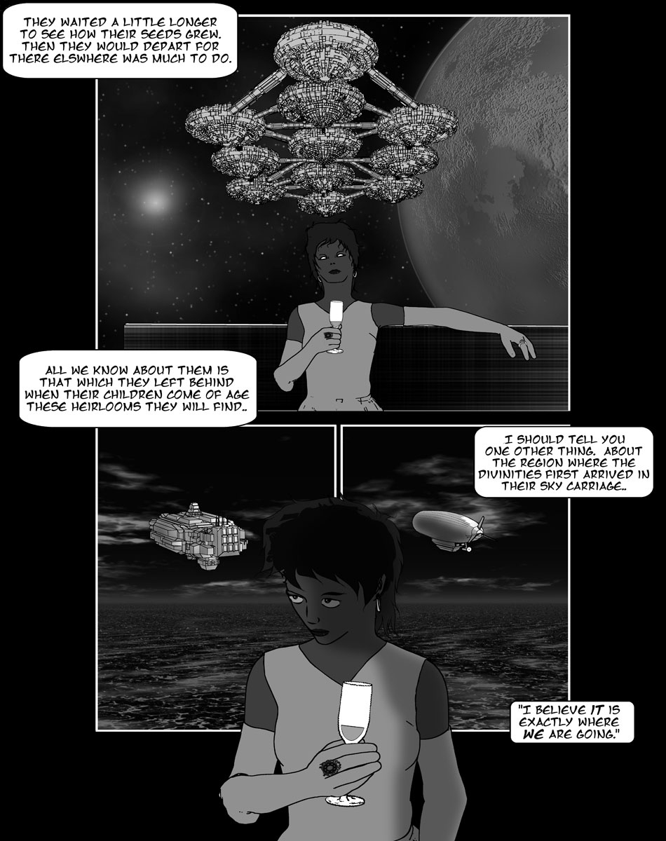 Polaris book 2 chapter 2 page 9