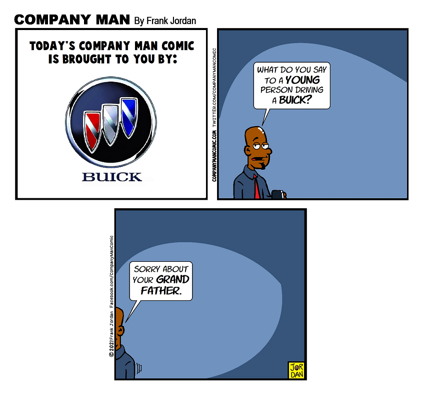 This #DumbJoke is brought to you by #Buick!