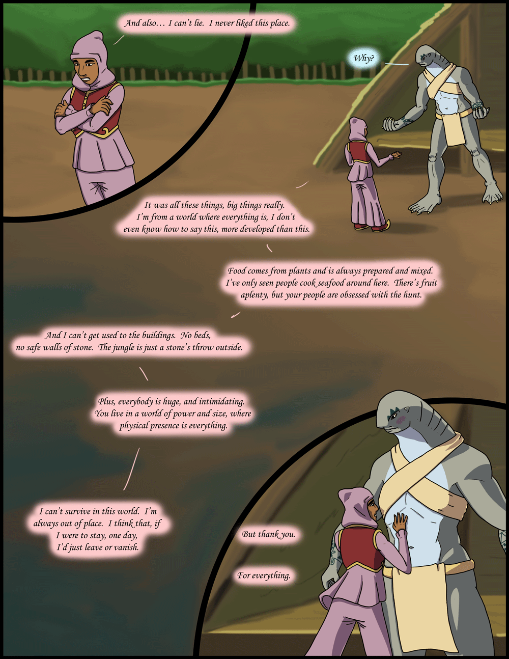 The Wide Ocean - Page 196