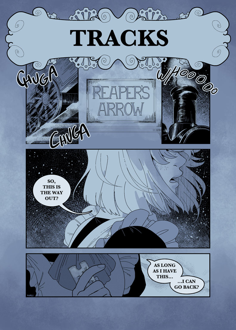 Tracks - Page 1