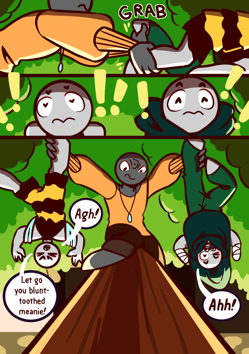 Chapter Two: Who's That? Page 18