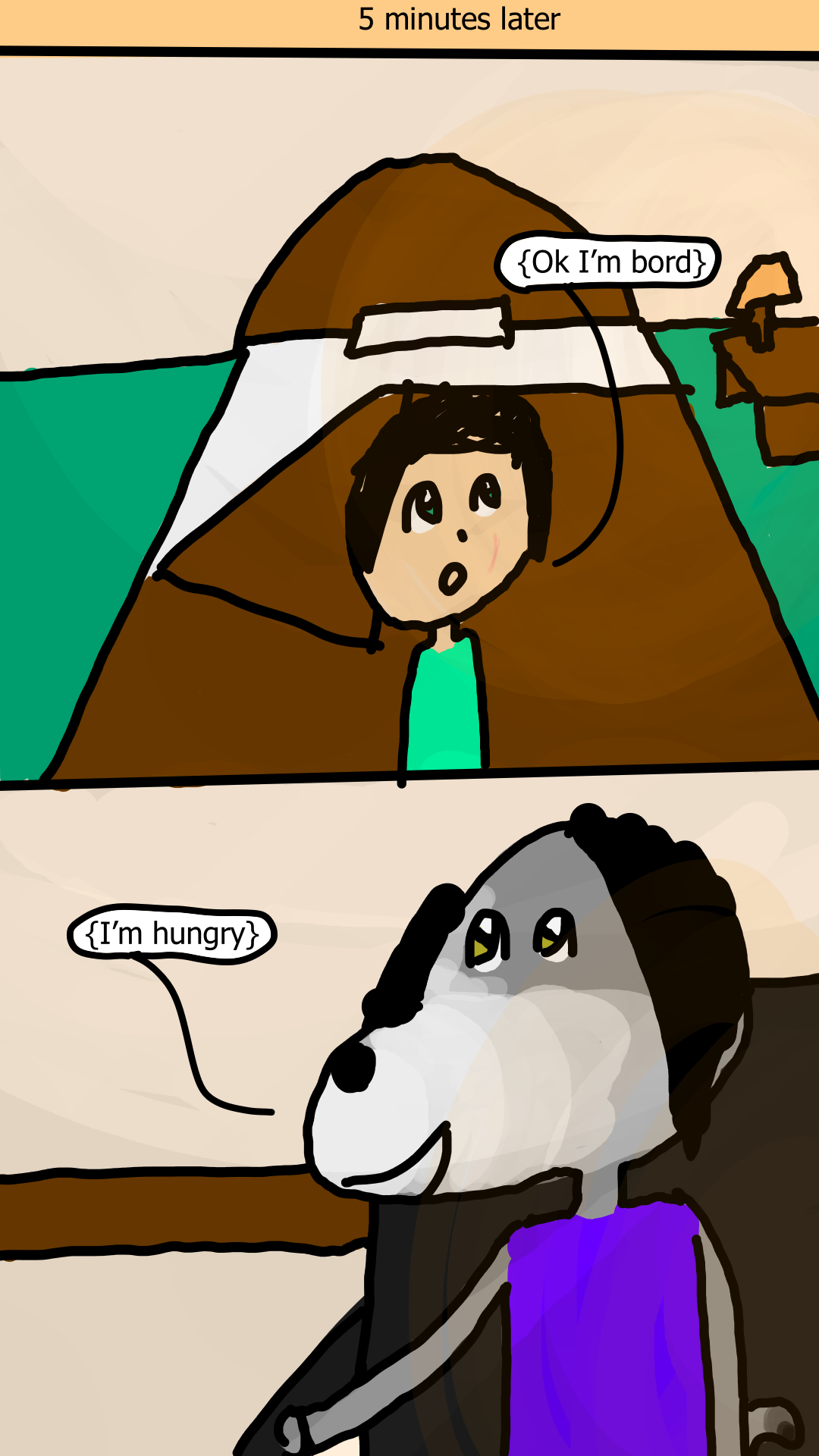 Page 113 Im bord. Im hungry