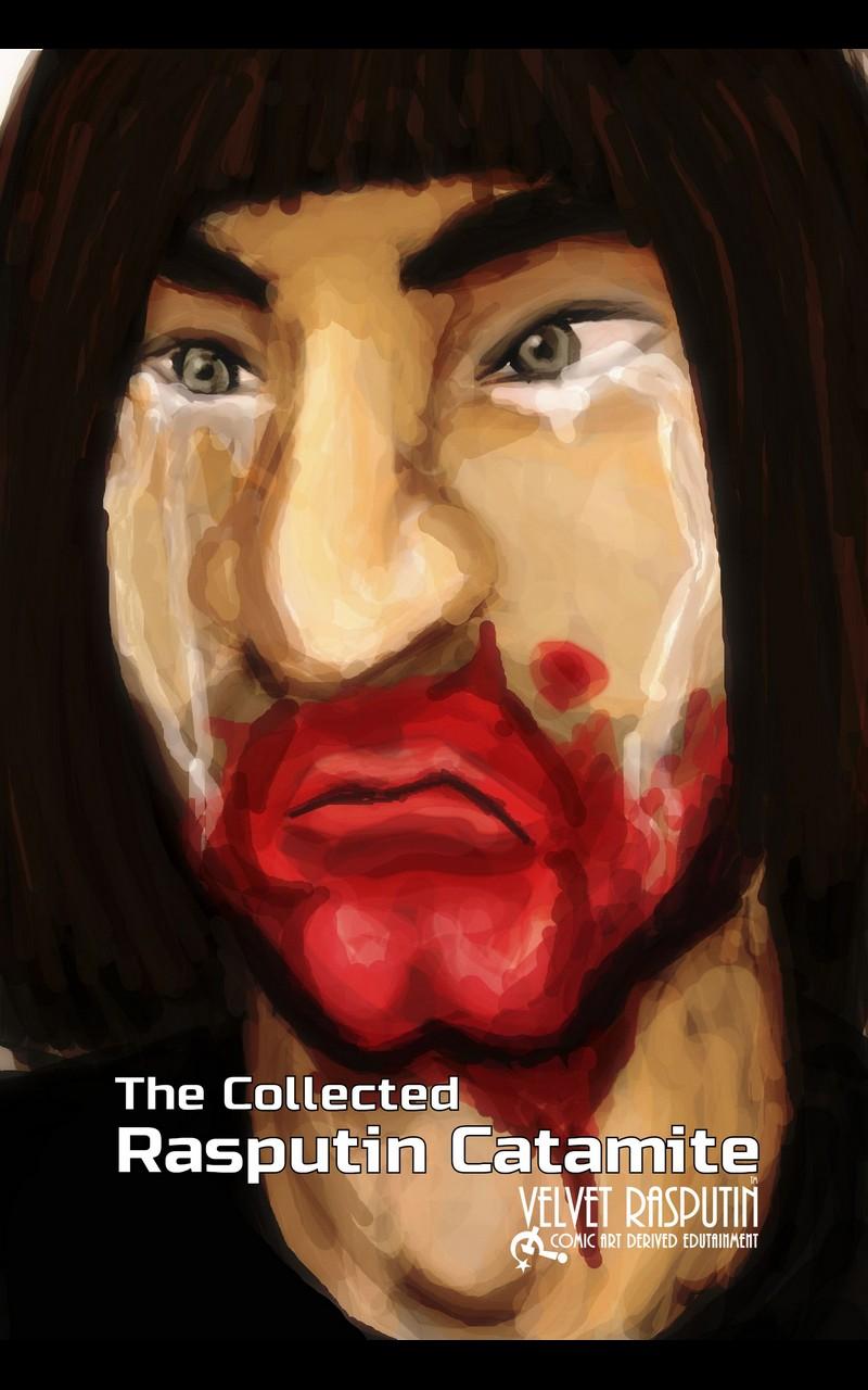 Rasputin Catamite Cover (Original Version)