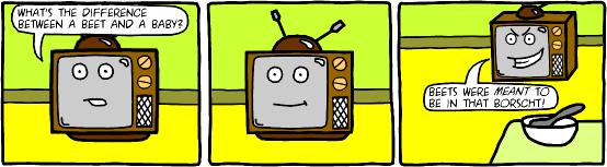 Rip-off week - My TV Is Evil