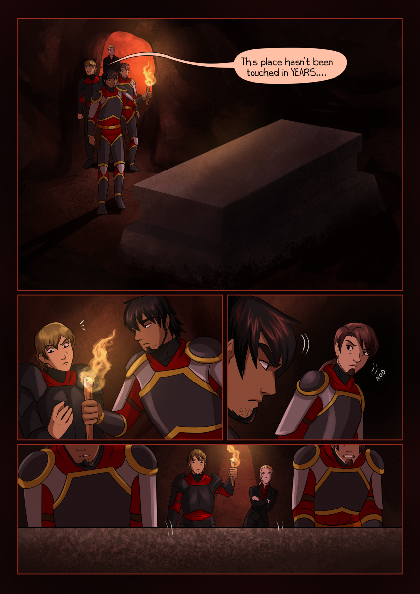 Chapter 8.31-- Opening the Sarcophagus