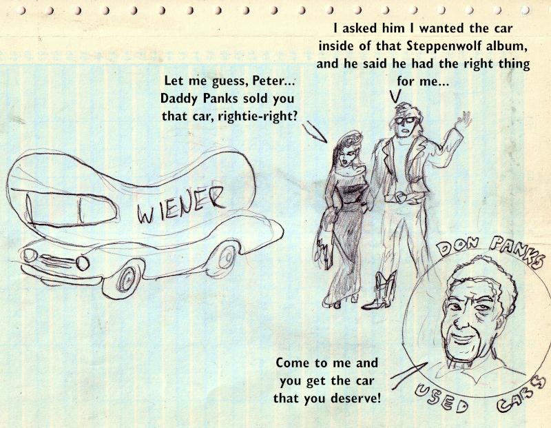 Peter's Wienermobile (by Stilldown)